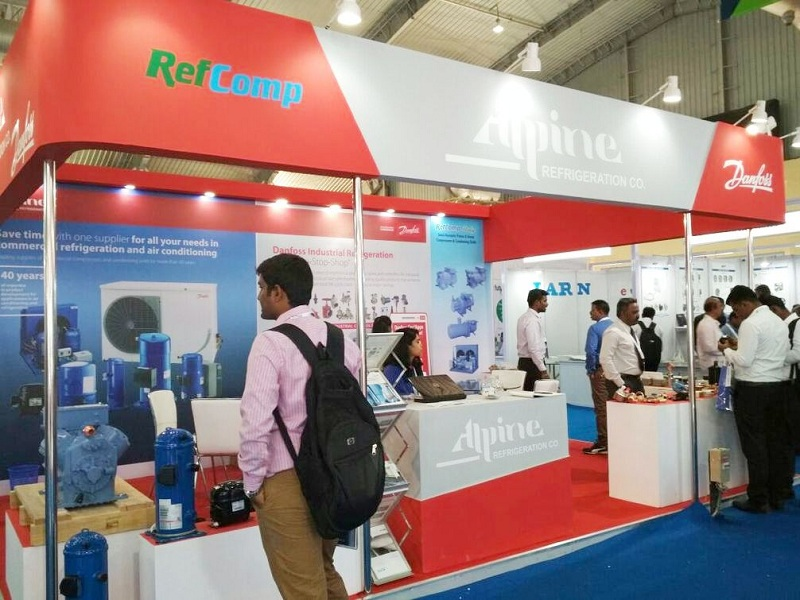 Acrex India Bangalore 2018