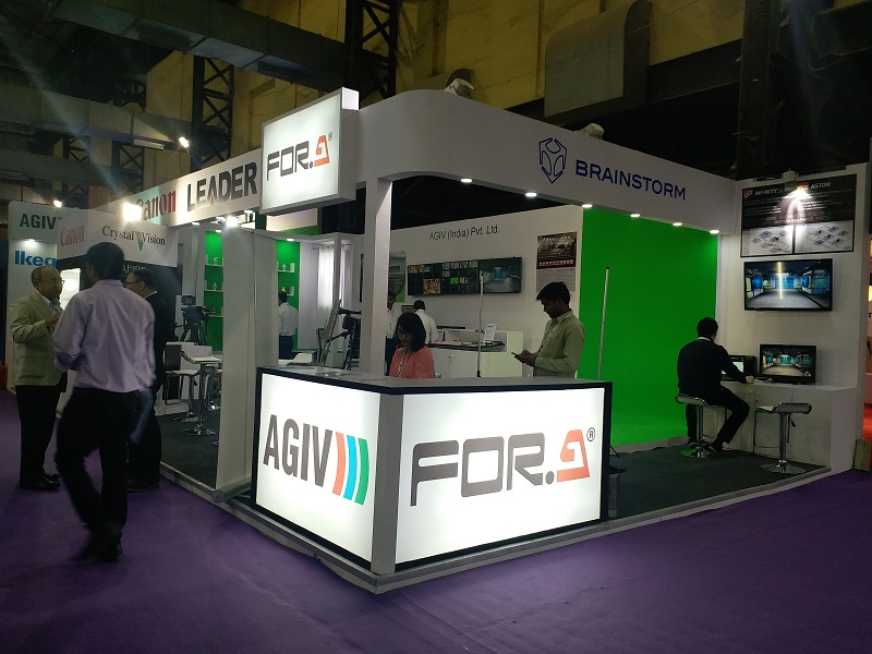 Broadcast India Show Mumbai 2017