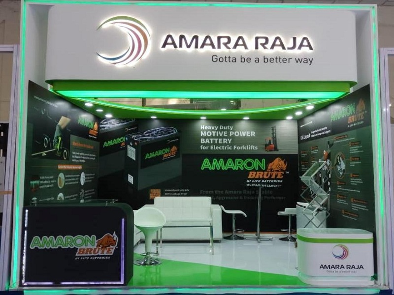 India Warehousing Show New Delhi 2019