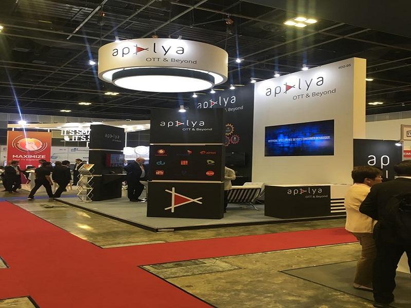 Broadcast Asia Singapore 2018