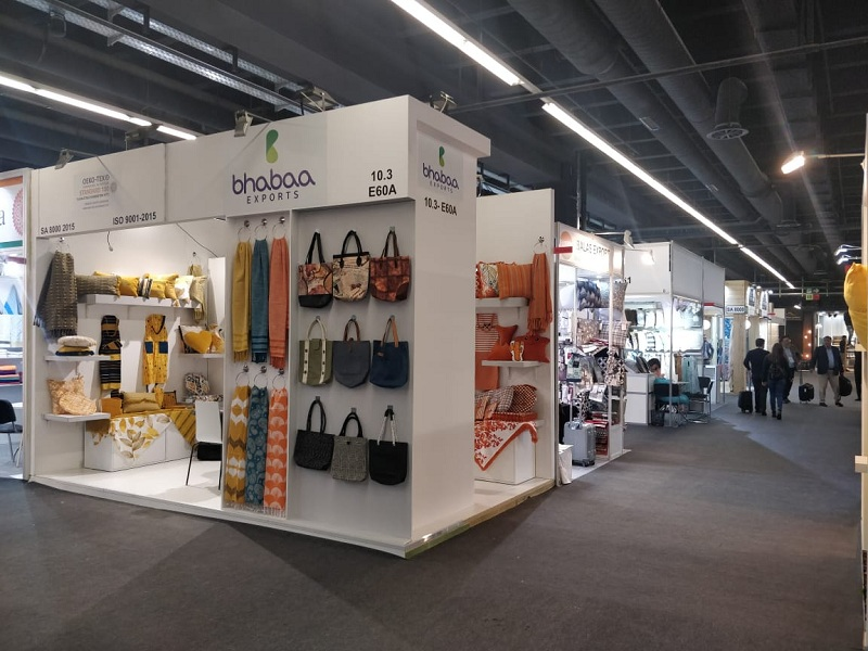 Heimtextile Frankfurt 2019