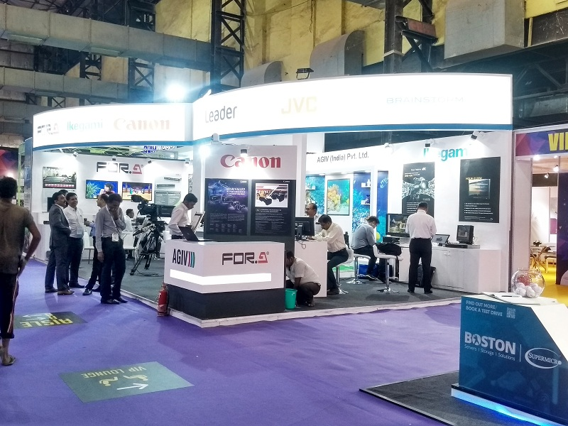 Broadcast India Mumbai 2018
