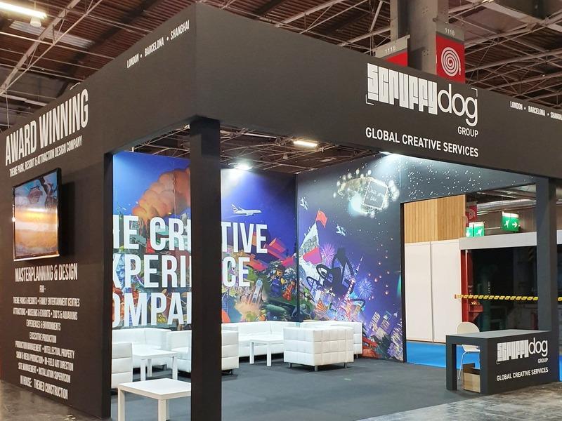 IAAPA Europe Paris 2019