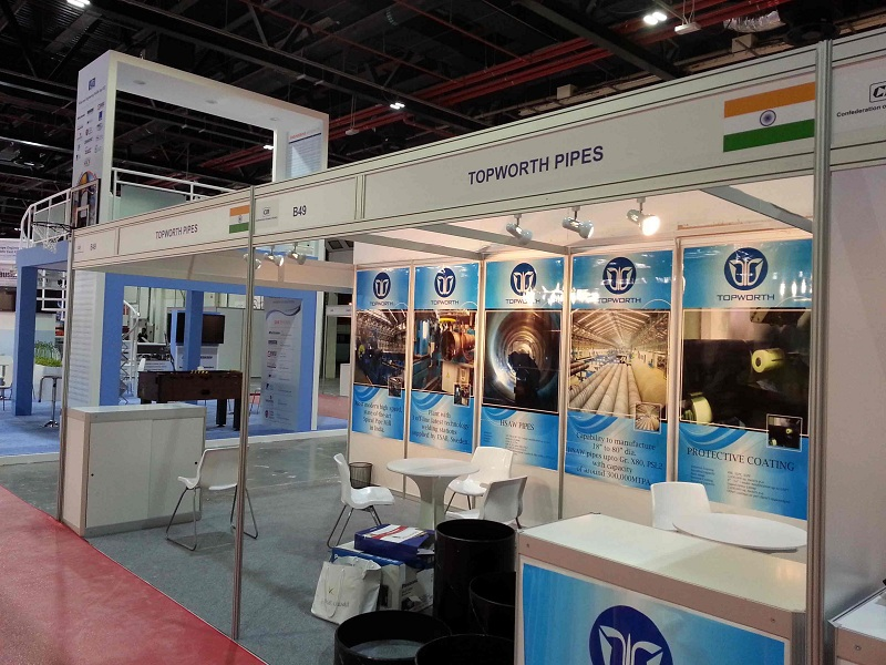 Wetex-india-pavilion - Dubai
